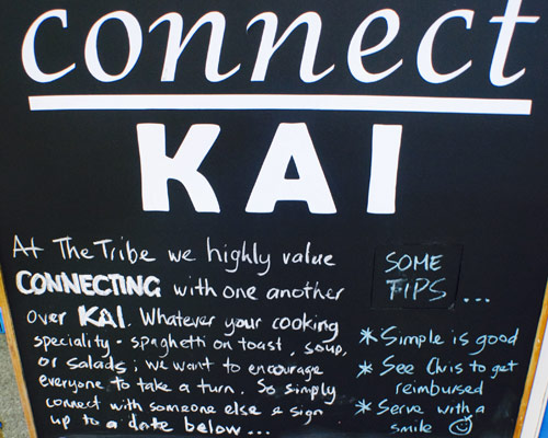 Connect Over Kai
